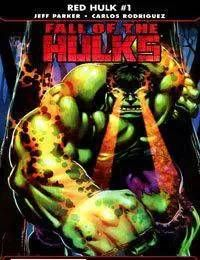 Fall of the Hulks: Red Hulk