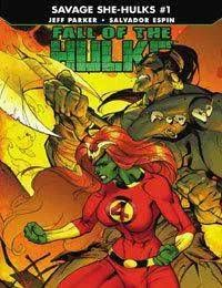 Fall of the Hulks: The Savage She-Hulks