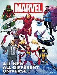 All-New, All Different Marvel Universe
