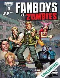 Fanboys vs. Zombies