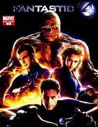 Fantastic Four Movie adaptation