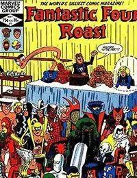 Fantastic Four Roast