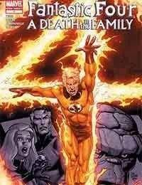 Fantastic Four: A Death in the Family