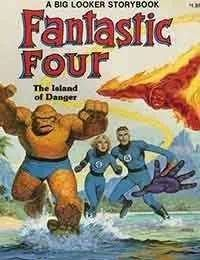 Fantastic Four: The Island of Danger