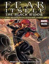 Fear Itself: Black Widow