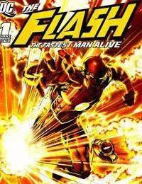 Flash: The Fastest Man Alive