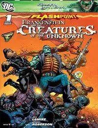 Flashpoint: Frankenstein & The Creatures of the Unknown