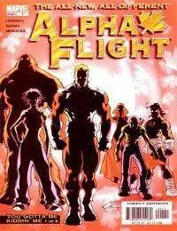 Alpha Flight (2004)