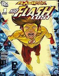 Flashpoint: Kid Flash Lost