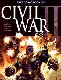 Free Comic Book Day 2016 (Civil War II)