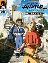 Free Comic Book Day and Nickelodeon Avatar: The Last Airbender