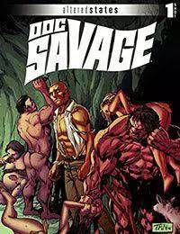 Altered States: Doc Savage