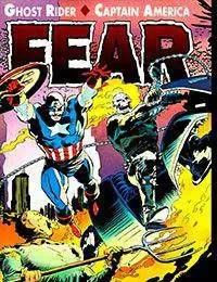 Ghost Rider/Captain America: Fear