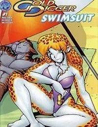 Gold Digger Swimsuit Special