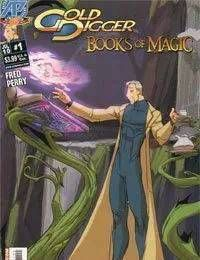Gold Digger: Books of Magic