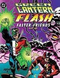 Green Lantern/Flash: Faster Friends