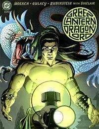 Green Lantern: Dragon Lord