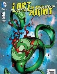 Green Lantern: Lost Army