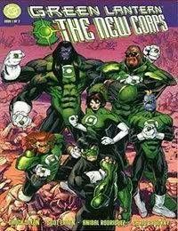 Green Lantern: The New Corps