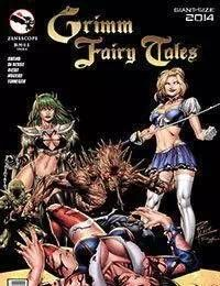 Grimm Fairy Tales Giant-Size 2014