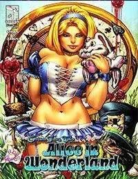 Grimm Fairy Tales presents Alice in Wonderland