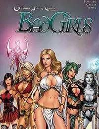 Grimm Fairy Tales presents Bad Girls