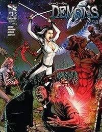 Grimm Fairy Tales presents Demons: The Unseen