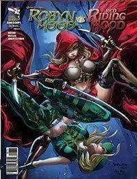 Grimm Fairy Tales presents Robyn Hood vs. Red Riding Hood
