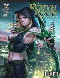 Grimm Fairy Tales presents Robyn Hood: Wanted