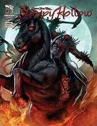 Grimm Fairy Tales presents Sleepy Hollow