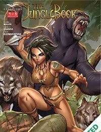 Grimm Fairy Tales presents The Jungle Book