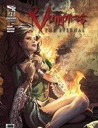 Grimm Fairy Tales presents Vampires: The Eternal