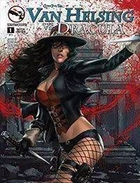 Grimm Fairy Tales presents Van Helsing vs. Dracula