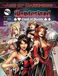Grimm Fairy Tales presents Wonderland: Clash of Queens