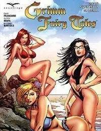 Grimm Fairy Tales: 2016 Swimsuit Special