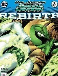 Hal Jordan & the Green Lantern Corps: Rebirth