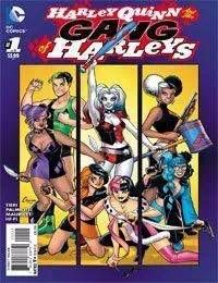 Harley Quinn And Her Gang Of Harleys