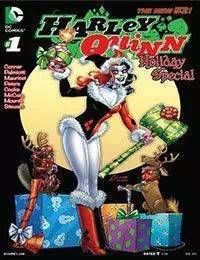 Harley Quinn Holiday Special