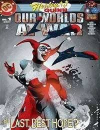 Harley Quinn: Our Worlds at War