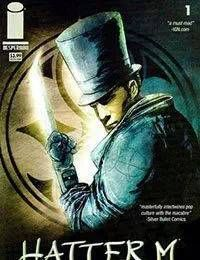 Hatter M: The Looking Glass Wars