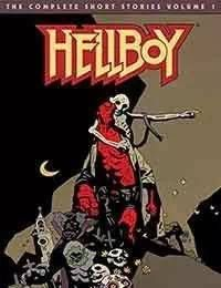 Hellboy The Complete Short Stories