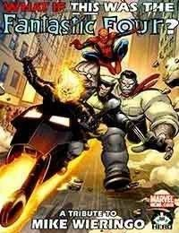 Hero Initiative: Mike Wieringo Book: What if THIS Was the Fantastic Four?