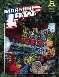 Marshal Law: The Hateful Dead