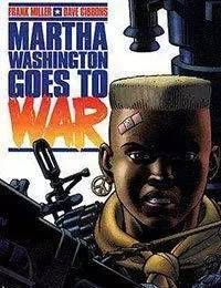 Martha Washington Goes To War