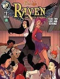 Princeless Raven Year Two: Love and Revenge