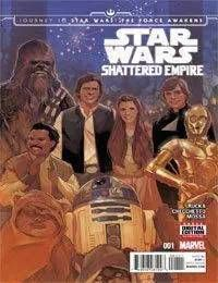 Journey to Star Wars: The Force Awakens - Shattered Empire