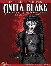Anita Blake, Vampire Hunter: Guilty Pleasures
