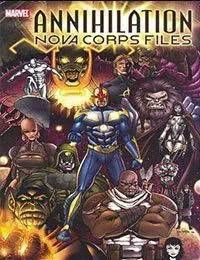 Annihilation: The Nova Corps Files