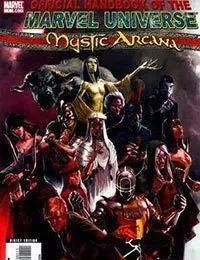 Official Handbook of the Marvel Universe: Mystic Arcana - The Book of Marvel Magic