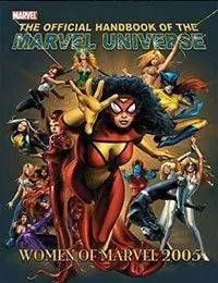 Official Handbook of the Marvel Universe: Women of Marvel 2005